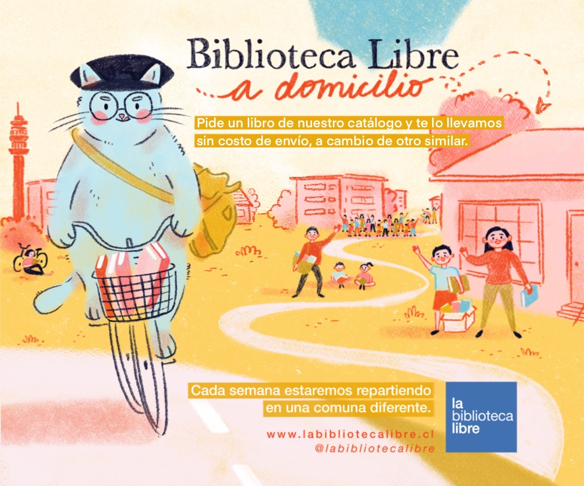 Biblioteca Libre a domicilio